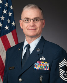 Chief Master Sgt. Gerry L. Mabry