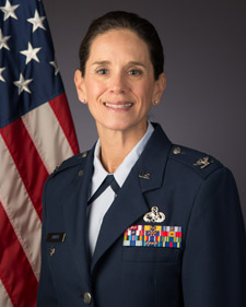 Photo of vice wing commander